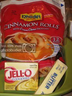 Can't Miss Cinnamon Rolls