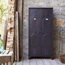 #armoire #metal #industriel #tikamoon