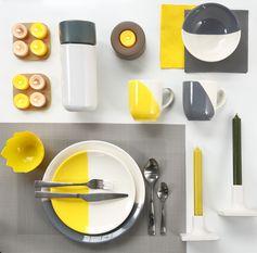 Idées Décoration #zodio #table #cuisine #décoration #tendance