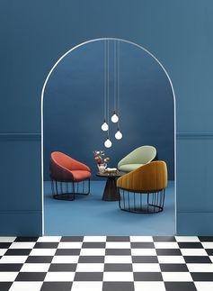 LUXURY FURNITURE | 6 Boundary-Pushing Wire Form Furnishings | Companies | Interior Design | www.bocadolobo.com