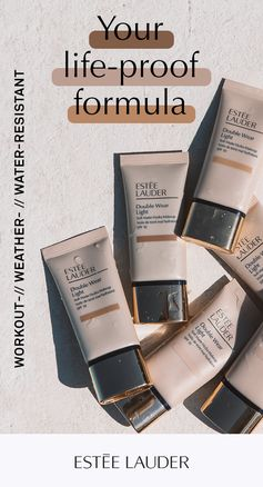 Choose from 28 shades for a softly diffused, always selfie ready, matte finish. Estée Lauder Double Wear Light foundation gives you light-to-medium buildable coverage that looks natural and stays color true.