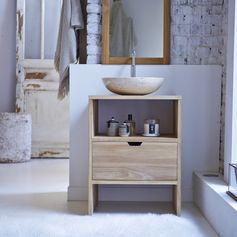 Pour un intérieur harmonieux, n'hésitez pas à découvrir notre collection Les essentiels, une gamme de meubles fonctionnels au style moderne. Grâce à leur style intemporel et élégant ils trouveront facilement leur place dans toute la maison. #Tikamoon