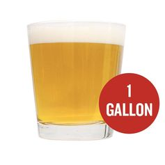 Cream Ale Recipe Kit 1 Gallon