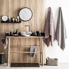 Idées déco salle de bain - Déclic Ethnocraft
