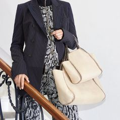 Our Falabella totes are effortlessly chic in any size. Which do you choose? #StellaMcCartney