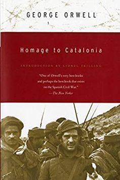 Amazon.com: Homage to Catalonia (9780156421171): Orwell, George: Books