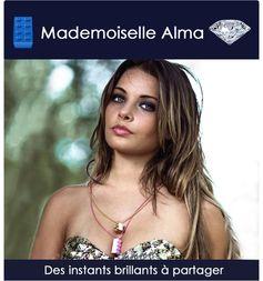 💙 Enjoy 50% discount on Mademoiselle Alma 💍 💎 / 💙 Profitez de 50% de réduction sur Mademoiselle Alma 💍 💎