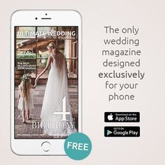 Issue 20 has arrived! Available worldwide for your tablet or phone FREE! This issue marks 4 years of publishing for us, we're so proud :-) #wedding #weddingmagazine #bride #bridal #bridalmagazine #engaged