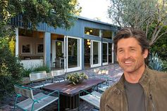 Patrick Dempsey selling his metal-clad Frank Gehry house in Malibu for $14.5M.