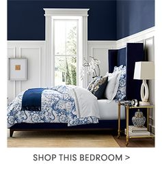 Shop This Bedroom >