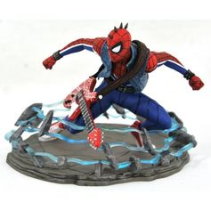 Marvel's Spider-Man Spider-Punk Marvel Video Game Gallery Statue Only at GameStop | GameStop