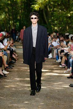Balenciaga Men Spring Summer 18  Look 9