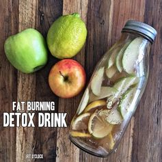 21 Homemade Detox Tea and Water Recipes from Wellness Experts - theFashionSpot
