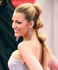 Best ponytails of all time: Blake Lively