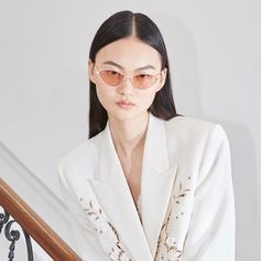 New year, new shades 🌹 Our rose-tinted sunglasses will brighten-up your eyewear collection. #StellaMcCartney #StellasWorld