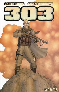 303 by Garth Ennis