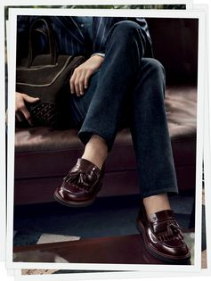 Enjoy the season with the Italian elegance of Tod's as seen in the Fall-Winter Advertising Campaign. More at tods.com. #TodsStory…Photographer Mikael Jansson, Creative Direction Fabien Baron, Stylist Ludivine Poiblanc