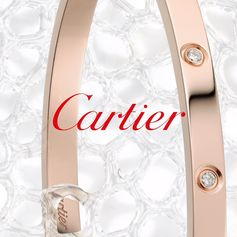 Spread LOVE this holiday season. Enter a world of extraordinary gifts. #CelebratewithCartier #CartierLOVE