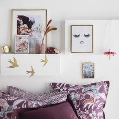 ON VOIT LA VIE EN ROSE ! On voit la vie en rose avec notre tendance THINK PINK ! Les nuances de rose s'installent dans toute la maison, sur les textiles, la vaisselle et la déco pour un intérieur girly et doux !