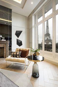 Vue d'Eiffel by ARRCC - MyHouseIdea
