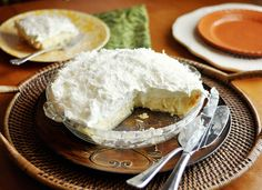 I havent had coconut cream pie forever. Making it soon!