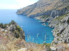 The Bay of Ieranto.