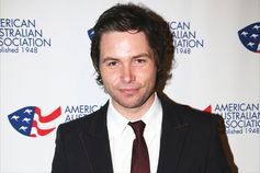 Singer Michael Johns. The American Australian Association Benefit Dinner.