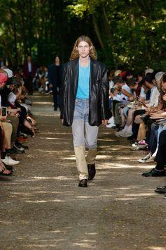 Balenciaga Men Spring Summer 18  Look 25