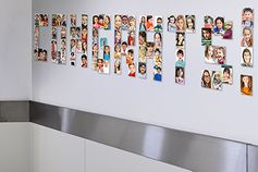 Congrats Banner  - Send students off to summer vacation with a congrats banner made from their own photos. You can print your photos on the KODAK Picture Kiosk or the KODAK MOMENTS Apps. #school #teacher