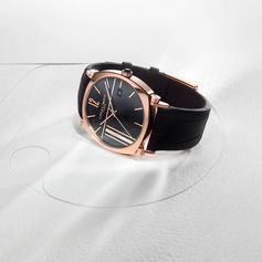 Chaumet's iconic Dandy watch, discrete sophistication for the modern man.