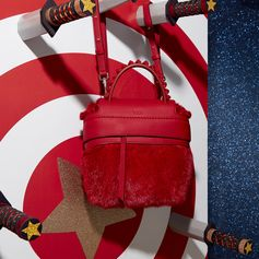 Don't miss the target: choose the perfect gift and make this season unforgettable! #TodsWave Backpack. #TodsLovesCircus