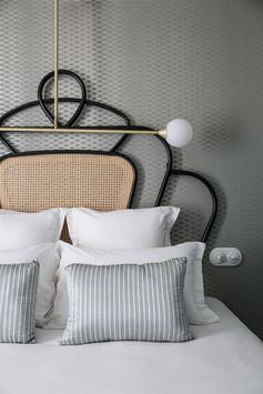 IVY & LIV - Bedroom | Hôtel Panache Paris