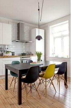 Jeu graphique dans la cuisine | PLANETE DECO a homes world