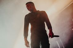 Vince Staples playing at Primavera Sound 2018.  Photo by Kimberley Ross.