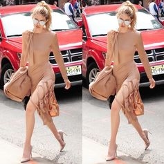 Tasteful Nudes: 21 Neutral Outfits Done Right - theFashionSpot