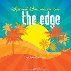 The Edge.  Where we stand to save the lost. : Spend Summer on The Edge - Giveaway