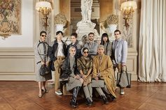 Directed by Bryanboy and showcased to the world is a humorous and fun take on the #Gancini #FerragamoSS19