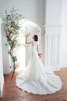 [DRESS:CAROLINA HERRERA Desiree] weddingdress weddingday white princess