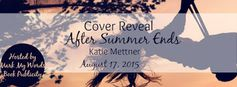 Insane About Books: After Summer Ends Cover Reveal