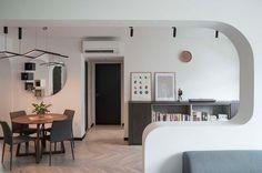 Soft Light Home by Komorebi Pte Ltd.