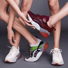 The new #EclypseSneaker has landed. Discover the style from our runway show at #StellaMcCartney.com.