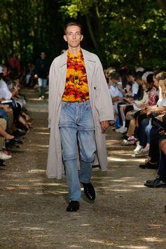 Balenciaga Men Spring Summer 18  Look 8