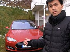 Can EVs handle cold weather? This man drove hundreds of miles around Norway in his Tesla Model S to find out (video)