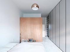 Rénovation et aménagement intérieur d'un appartement en Slovaquie par JRKVC studio - Journal du Design