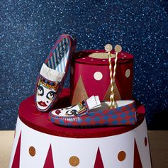 These adorable Tod's Gommino are bound to make quite an impression. Discover all the collection created with Anna Dello Russo at tods.com #TodsLovesCircus #TodsGommino
