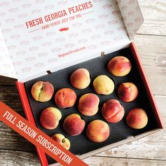 Win Our Full Season Subscription and Get Peaches All Summer Long