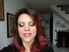 Didica MakeUp: Paciugopedia 2 #3 - it's a green green world!