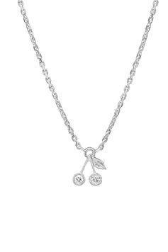 Cerise Necklace white gold and diamonds Bonpoint x Stone Paris 2010
