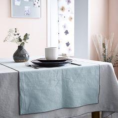 Chemin de table tendance atmosphérique #zodio #atmosphérique #création #tendance #décoration #table