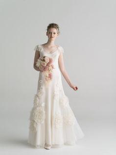 wedding dress ウエディングドレス CELESTINA AGOSTINO 03-8910